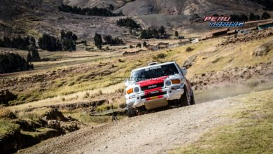 Photo of Rally Ayacucho: Con 25 tripulaciones en competencia se definirá a los campeones del Automóvil Club Peruano