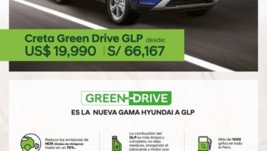 Photo of Hyundai lanza nueva gama Green Drive con versiones eco-amigables de sus principales modelos