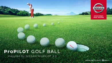 Photo of ProPILOT golf ball de Nissan convierte a cada conductor en un profesional
