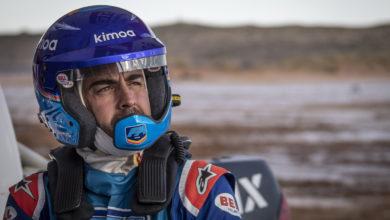 Photo of Fernando Alonso, con la vista puesta en el Dakar con Toyota Gazoo Racing