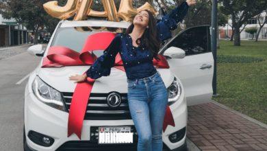 Photo of GLORY de DFSK anunció a Jazmín Pinedo como embajadora de marca