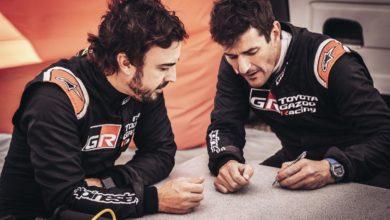 Photo of Marc Coma une sus fuerzas a Fernando Alonso en Toyota Gazoo Racing