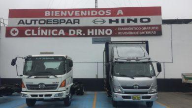 Photo of DR. HINO benefició a cientos de conductores con revisiones gratuitas y Capacitaciones EcoDrive