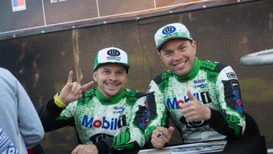 Photo of Mario Hart gana en Rally Chileno y continúa en la lucha por el campeonato