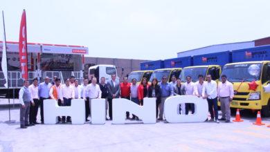 Photo of Nueva flota de camiones Hino se incorpora al grupo IMPEMAR para la distribución de bebidas del Grupo Arca Continental Lindley