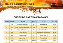 Photo of CDI2019: Orden de Partida/ Etapa 1