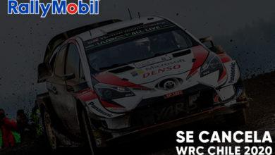 Photo of Se suspende fecha del WRC en Chile