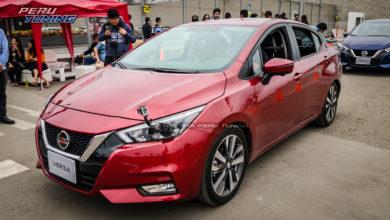 Photo of El nuevo Nissan Versa debuta en Perú con un diseño totalmente renovado y la más alta tecnología