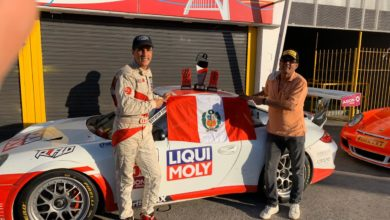 Photo of Riflo Flores Subcampeón de la Porsche GT3 Cup