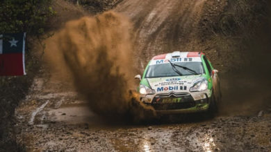 Photo of Mario Hart define título del Rally Mobil en Diciembre