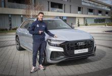 Photo of Jugadores del Real Madrid reciben las llaves de sus nuevos vehículos de Audi