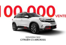 Photo of Nuevo Citroën SUV C5 AIRCROSS vendió más de 100 mil unidades