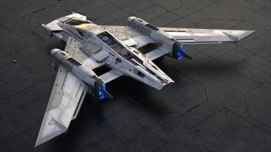 Photo of Porsche y Lucasfilm presentan el diseño de la nueva nave espacial