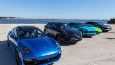 Photo of Velocidad y arte en compañía de Porsche en Miami