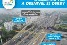 Photo of Rutas de Lima completa los viaductos del IVD El Derby y reabre el túnel Cavalier