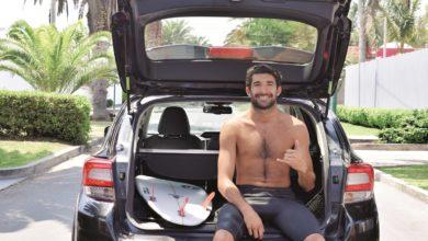 Photo of Cristóbal de Col se une a la familia Subaru como nuevo embajador de la marca.