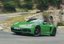 Photo of Nuevos modelos 718 GTS 4.0: placer de conducción para los sentidos