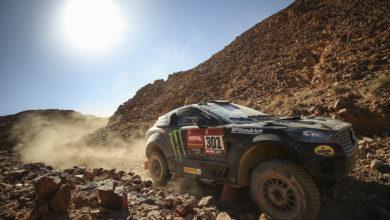 Photo of Dakar 2020: El Borgward Rally Team terminó el día 3 del Dakar