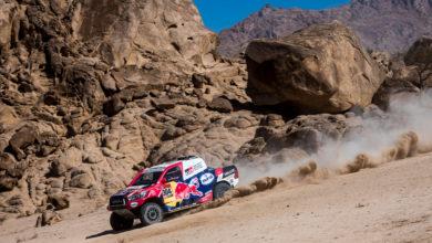 Photo of La segunda etapa del Rally Dakar 2020 se convierte en un infierno de rocas hasta llegar a Neom