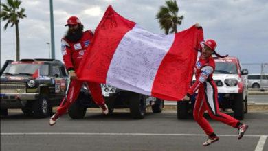 Photo of Dakar 2020: Fernanda kanno y Alonso Carillo enfocados en el objetivo de acabar un Dakar más !