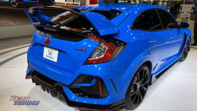 Photo of Honda Civic Type R 2020 hace su debut oficial en el Salón del Automóvil de Chicago