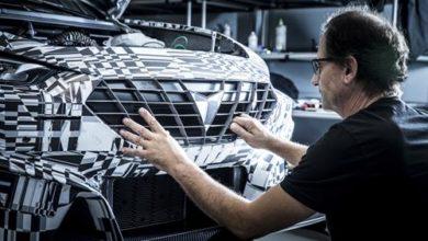 Photo of Un auto de carreras impreso en 3D