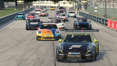 Photo of Más de 4,900 participantes intentan clasificarse para la Supercopa virtual de Porsche