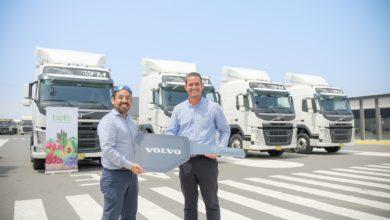 Photo of Camiones Volvo FM renovarán la flota de Beta S.A.