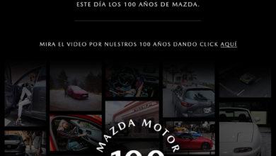 Photo of Mazda celebra su primer centenario con concurso para sus seguidores