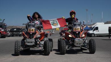 Photo of SARR 2020: José Yompian y Alvaro Rivera superaron la primera jornada