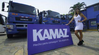 Photo of Kamaz Perú, lanza una nueva unidad de negocios de alquiler de volquetes