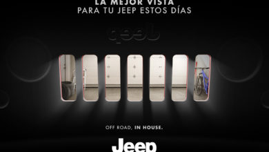 Photo of Jeep busca concientizar al público durante el aislamiento social con su iniciativa Off Road, In House