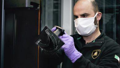 Photo of Lamborghini fabrica Mascarillas y Viseras de Protección para luchar contra la Pandemia del Coronavirus