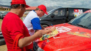 Photo of Álvaro Silva, piloto Campeón del Rally Peruano, se suma a la lucha contra el Covid19