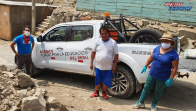 Photo of Nissan Perú se suma a la lucha para controlar la Pandemia del COVID 19