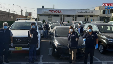 Photo of Toyota del Perú pone 12 vehículos a disposición del MINSA