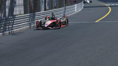 Photo of Nissan e.dams compite en la primera sesión de prueba del Race at Home Challenge de la ABB Fórmula E