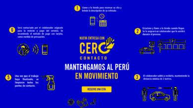 """Photo of """"Cero Contacto"""", innovador servicio de Goodyear para seguir atendiendo las necesidades de movilidad"""