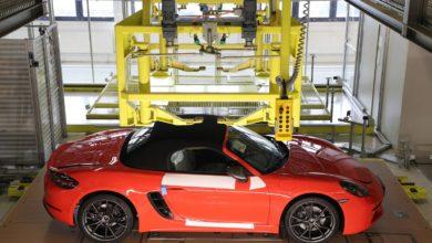 Photo of Clientes de Porsche pueden ver ahora fotos de sus autos en el proceso de producción