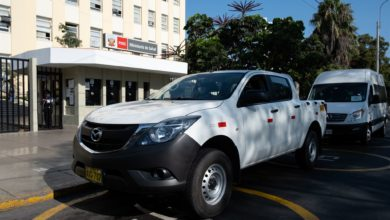 Photo of Derco apoya la batalla contra el COVID-19 poniendo a disposición vehículos para el transporte de médicos