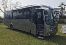 Photo of Hino y Apple Bus presentaron el nuevo chasis FC Bus con nivel de emisiones Euro 5
