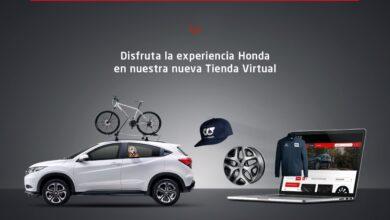 Photo of Honda Autos inaugura su primera plataforma E-commerce en Perú