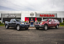 """Photo of Nissan Frontier """"Million Mile"""" regresó a casa tras 13 años de manejo ininterrumpido"""