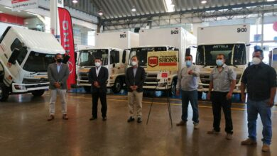 Photo of Hino entrega flota de 10 camiones a la empresa de transporte Shon´s