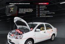 Photo of Toyota del Perú presentó el nuevo Etios GNV, un vehículo compacto que se caracteriza por su ahorro de combustible