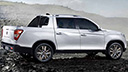 Ssang Yong Musso Short